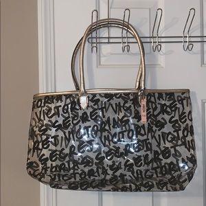 Victoria Secret Clear Bag